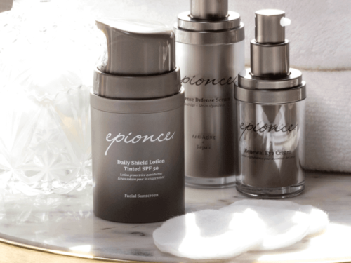 epionce skincare products